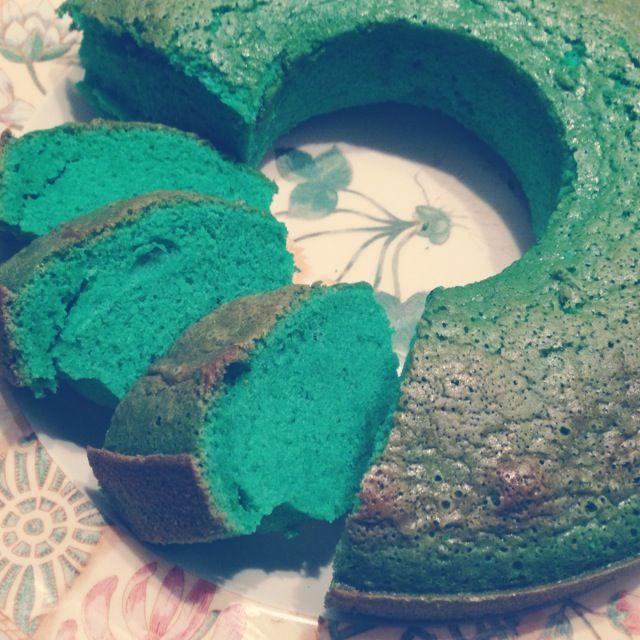 Pandan cake   Francesca Kookt