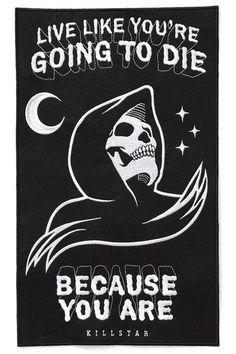 Certain Death Back Patch [B]