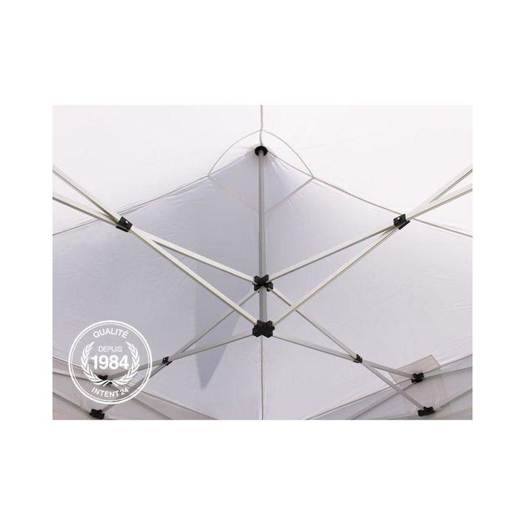 Tente Pliante 4x4 M Sans Fenetre Bleu Fonce Professional Tente
