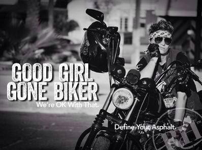 Women Biker Quotes Women And Bike