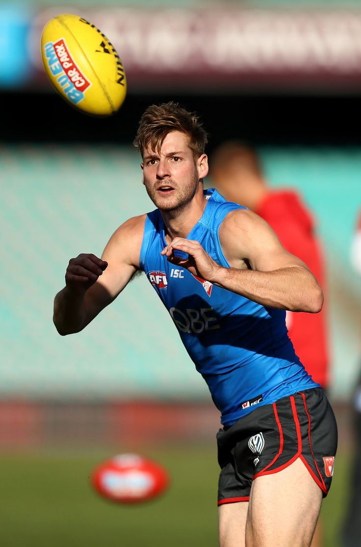 LUCKLESS Sydney defender Alex Johnson has undergone another bout of surgery, but in some good news for the premiership defender this time it was for an injured groin rather than his knees.  Johnson has endured five knee reconstructions and hasn't played a senior game since he was a member of the Swans' 2012 premiership side.