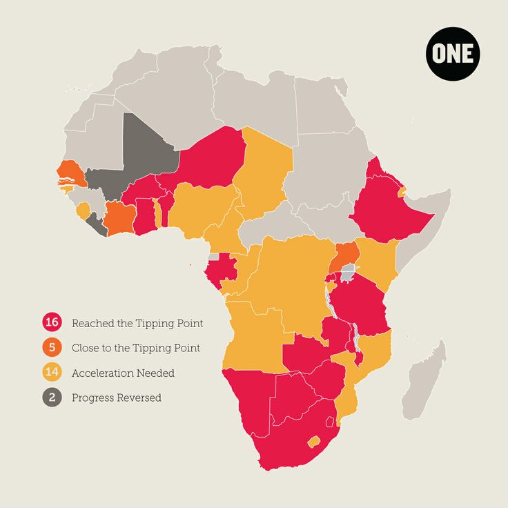 Political Map Of Senegal%0A ONE u    s      AIDS report Africa is NOT a country  it u    s a continent  Let u    s  celebrate the    African countries making a huge dent in the fight