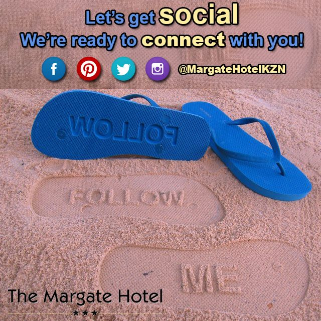 Connect with us and share your holiday experiences and photos #meetsouthafrica  #MyMargateStay