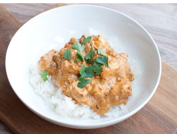 In India weten ze wel wat lekker eten is. Dezekip tikka masalais heerlijk kruidig en mild tegelijk. Lekker met pandanrijst en naanbrood