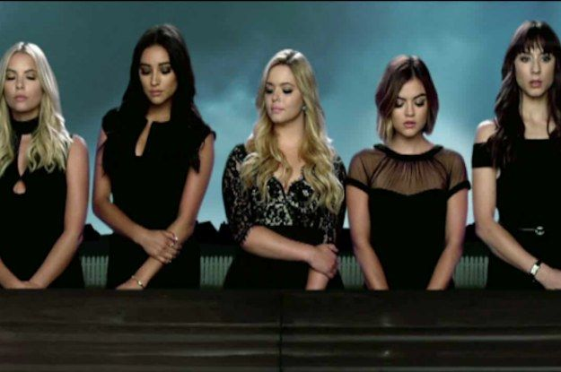 "39 Questions We Have About The New ""Pretty Little Liars"" Preview Clip"