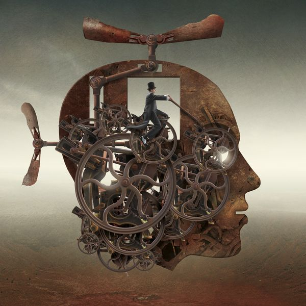 Get your mind blown by the work of Poland surrealist, Igor Morski... a full series here: http://www.juxtapoz.com/Current/surreal-paintings-by-igor-morski