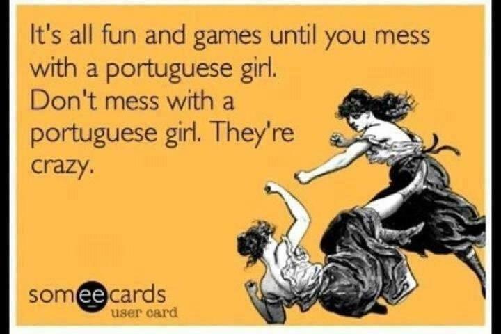 Funny Portuguese Quote