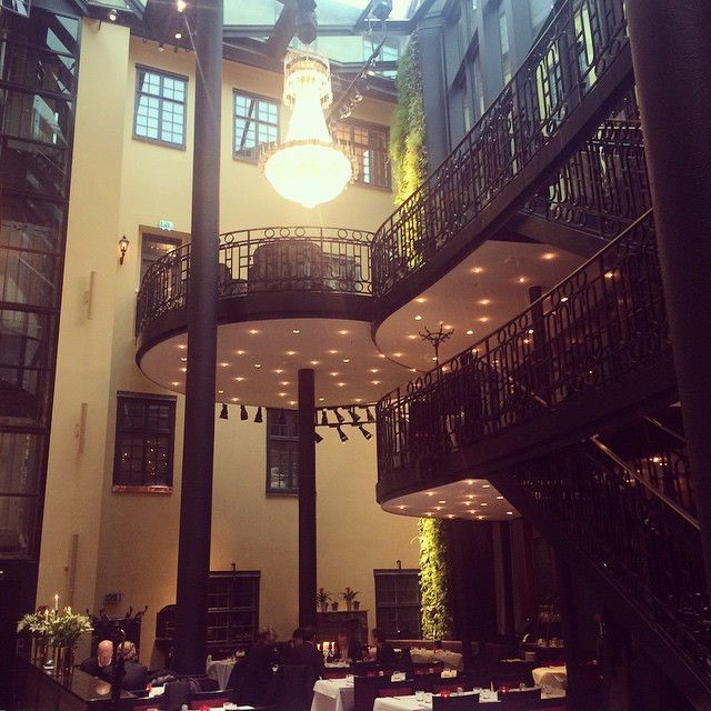 Jag får inte nog av det här underbara stället! #hotelkungstradgarden #brasseriemakalös #lunch #hotel #mat #food #stockholm #kingsgarden | Klicka gilla