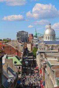Getting married in Montreal is like getting married in Europe, only cheaper and without the jet lag.