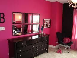 hot pink bedroom - Google Search