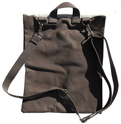 Amazon.com | Faribault Woolen Mill Company for Target Backpack Brown Cream | Luggage & Travel Gear