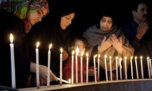 Out of the mist: gunmen bring terror to manicured lawns of Pakistan university Luck, quick thinking and heroics may have prevented greater fatalities, but survivors say attack on Bacha Khan University remains 'victory for the Taliban' 01.20.16