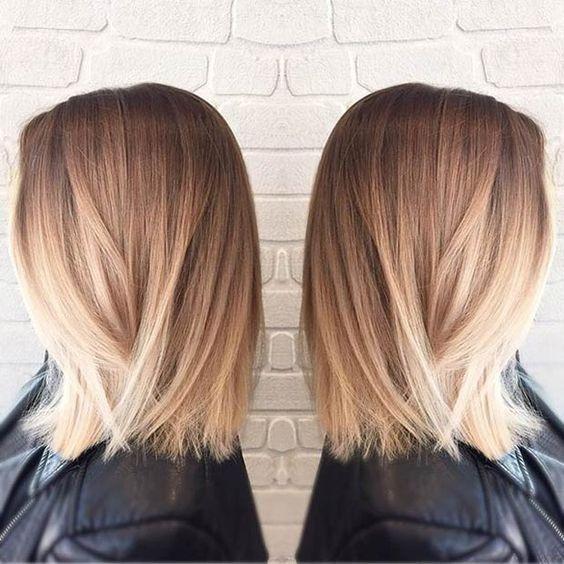 Extrem Les 25 meilleures idées de la catégorie Cheveux mi long sur  VM81