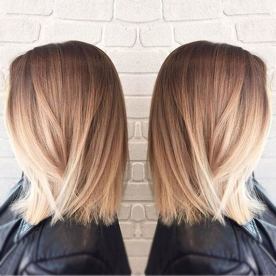 Top 20 Meilleurs Coupes Cheveux Mi-longs   Coiffure simple et facile