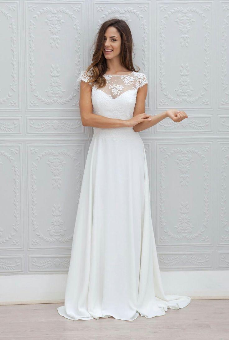 Modest wedding dresses under 200   best Wedding Ideas images on Pinterest  Short wedding gowns