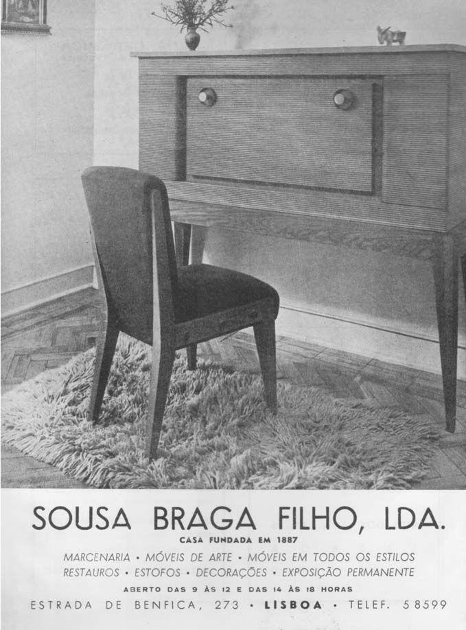 Sousa Braga e Filho - 1949