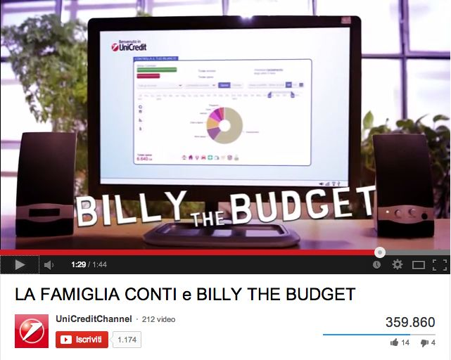 Billy the Budget brand serie