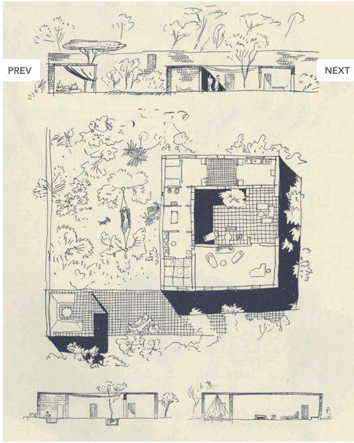 Bernard Rudofsky - Casa a Procida