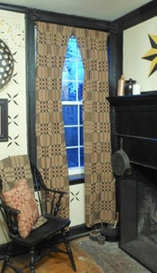 My New Dining Room Curtainsonly 3 Weeks Left To Waitlove Family Heirlooms Theyre Worth The Wait