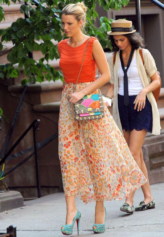 Best Gossip Girl outfits