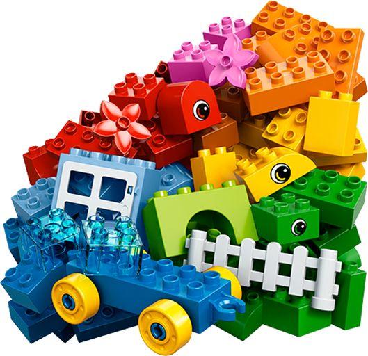 LEGO DUPLO klodser