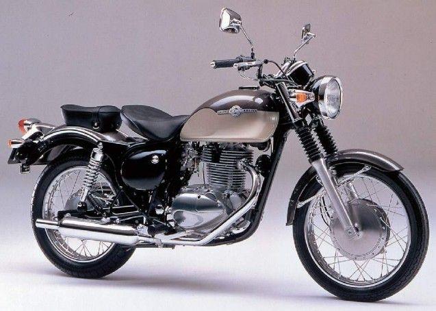Kawasaki Estrella 250, Motor Bergaya Klasik Dengan Teknologi Modern