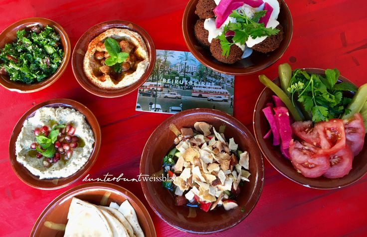 Beirut_beirut_muenchen Libanesisch Essen