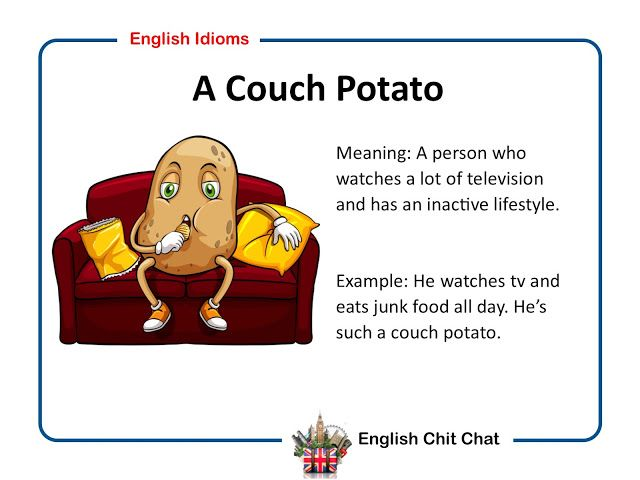 English Chit Chat: Common English Idioms