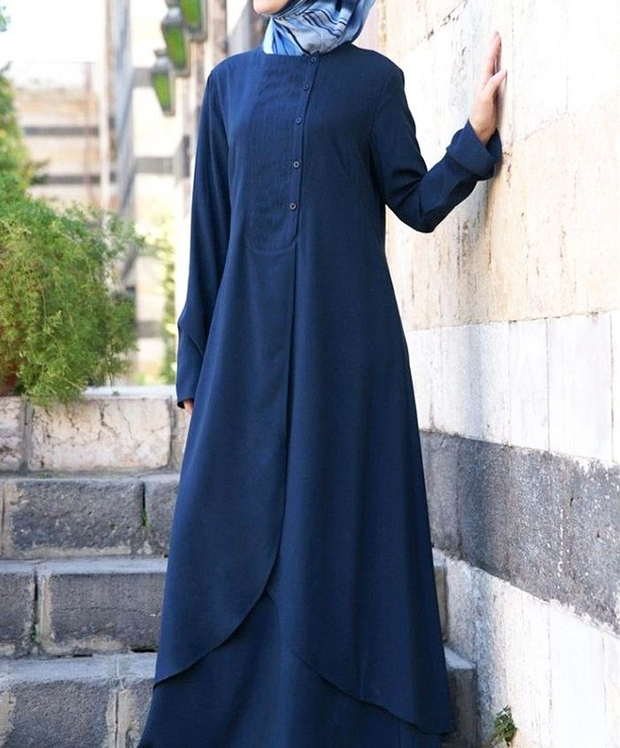 New Styles Of Designer Abayas & Gowns 2015-2016 | BestStylo.com