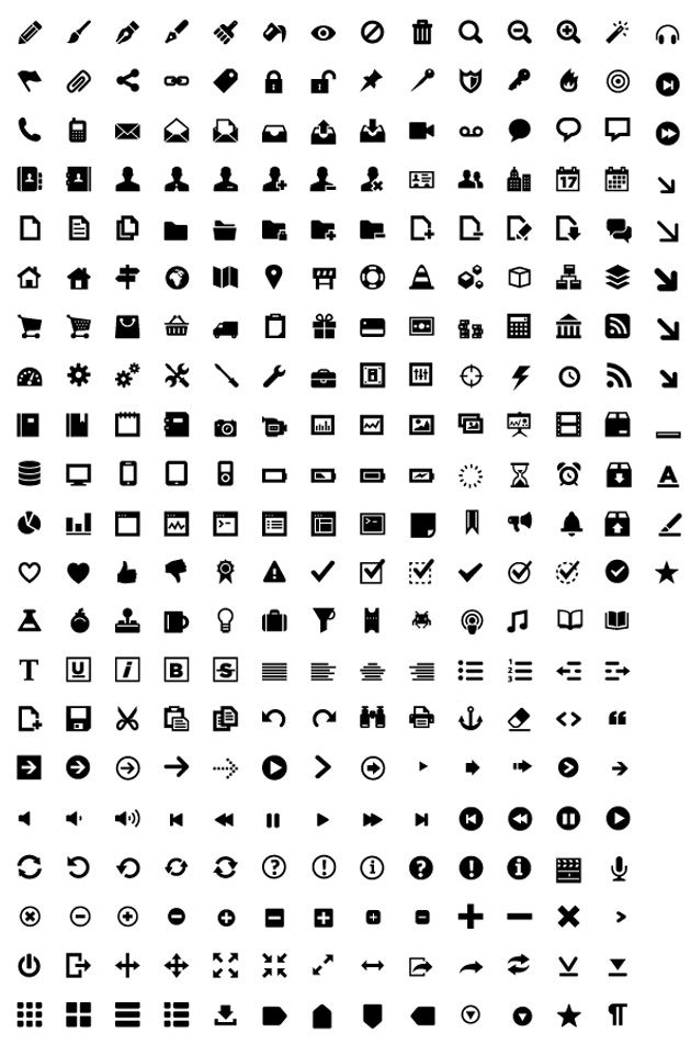 vector   290 Free Vector Icons   Free Vectors Daily   Download ...