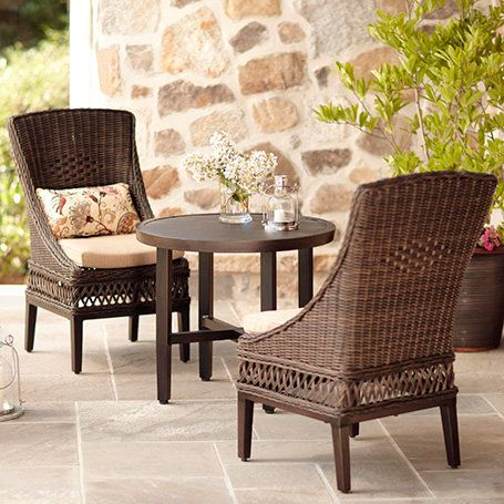 Create U0026 Customize Your Patio Furniture Woodbury Collection U2013 The Home Depot