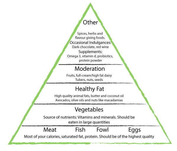 The RIGHT diet!!!