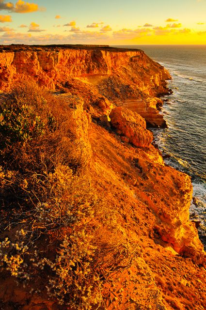 The Kalbarri coast