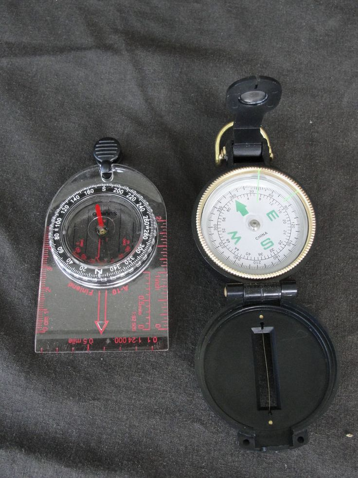 Suunto A-10 Compass Made in Finland Directional Engineer Compass #Suunto