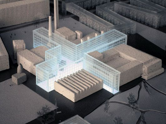 17 Best images about Architecture | Models on Pinterest | Museums ...
