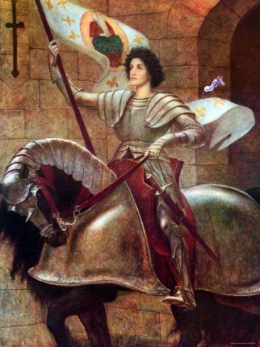 a biography of joan of arc a french saint and a heroine Joan of arc is considered a heroine of france what's her story what was her role in the hundred years' war french possum is a video channel dedicated to p.