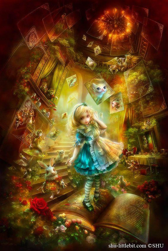 Alice Re:Do アリス リドゥ