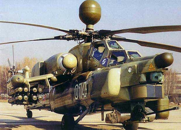 Attack Helicopter.