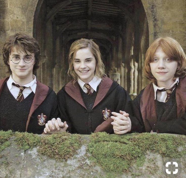 Pin Von R Auf Harry Potter Ron Und Hermine Harry Potter Film Harry And Hermione