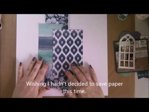 Process Video Back To School Layout Kitaholic Kits Kaisercraft Ubud