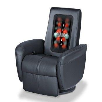 Sillón de masaje shiatsu Beurer MC 3000 HCT Home