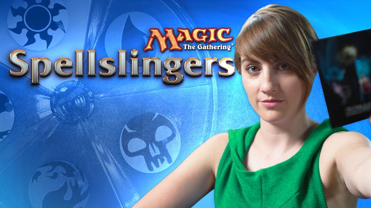 "ICYMI: #Spellslingers Season 3 with first time Magic: The Gathering player Alison Haislip... will she be defeated or will she crush Sean ""Day9"" Plott?"