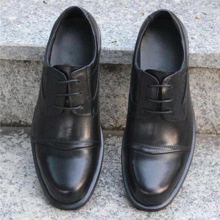 Иностранные оригинальные один мужской деловой костюм кожа коровьей повседневная обувь, обувь с тремя маленькими линкера Англии Поттер - Taobao