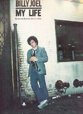 Sheet Music Billy Joel My Life