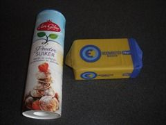 Roomboter en Poedersuiker: botercreme en variaties