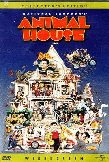 National Lampoon's Animal House / HU DVD 4913 /http://catalog.wrlc.org/cgi-bin/Pwebrecon.cgi?BBID=7443286