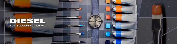 Da la bienvenida al otoño con uno de nuestros relojes Diesel para caballero, relojes muy masculinos y con un diseño realmente innovador. Gran variedad de modelos disponibles en http://www.todo-relojes.com/marca.asp?marca=38 #relojesDiesel #relojescaballero #relojesoriginales #todorelojes