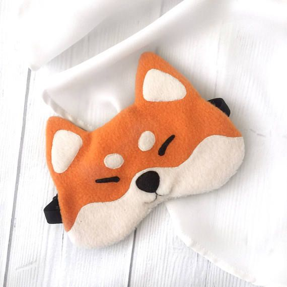 Shiba Inu sleeping mask Dog Best Gift Funny sleep mask
