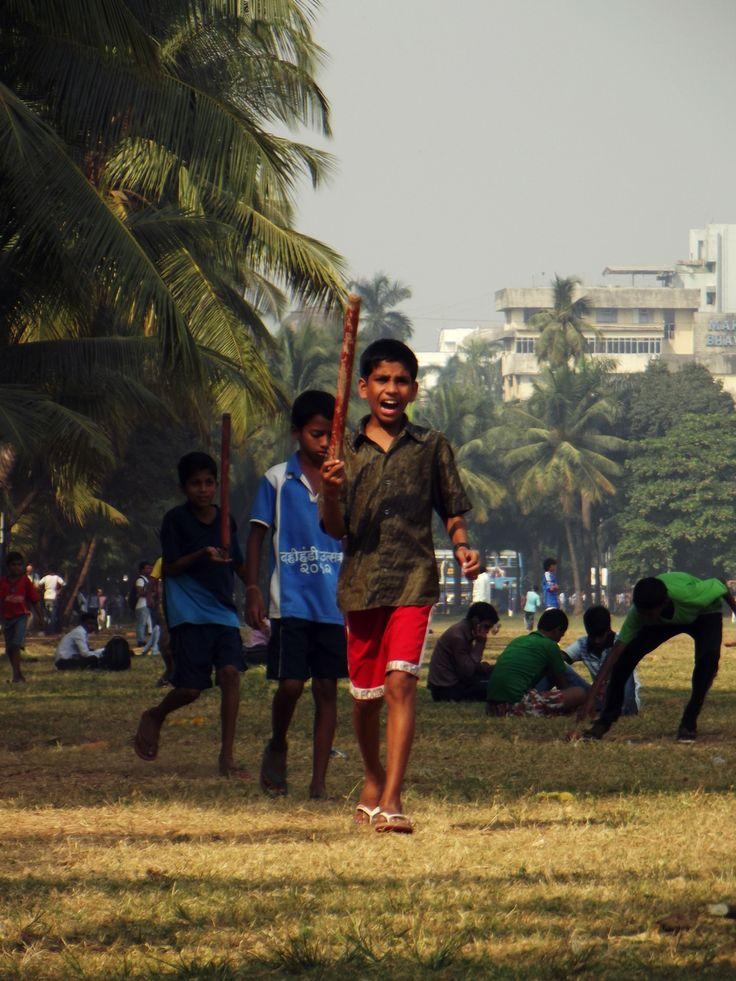 India oval maiden, cricket kids.