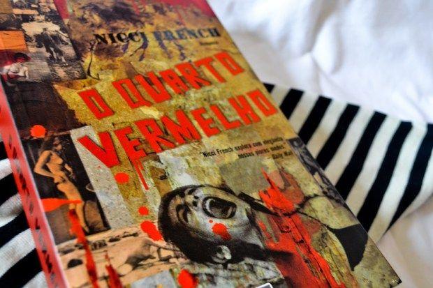 """6on6 - Outubro - 2016 - Livro """"O Quarto Vermelho"""" ✖✖✖ Foto: Debb Cabral/GatoQueFlutua"""